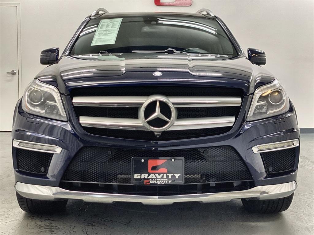 Used 2015 Mercedes-Benz GL-Class GL 550 for sale $38,988 at Gravity Autos Marietta in Marietta GA 30060 4
