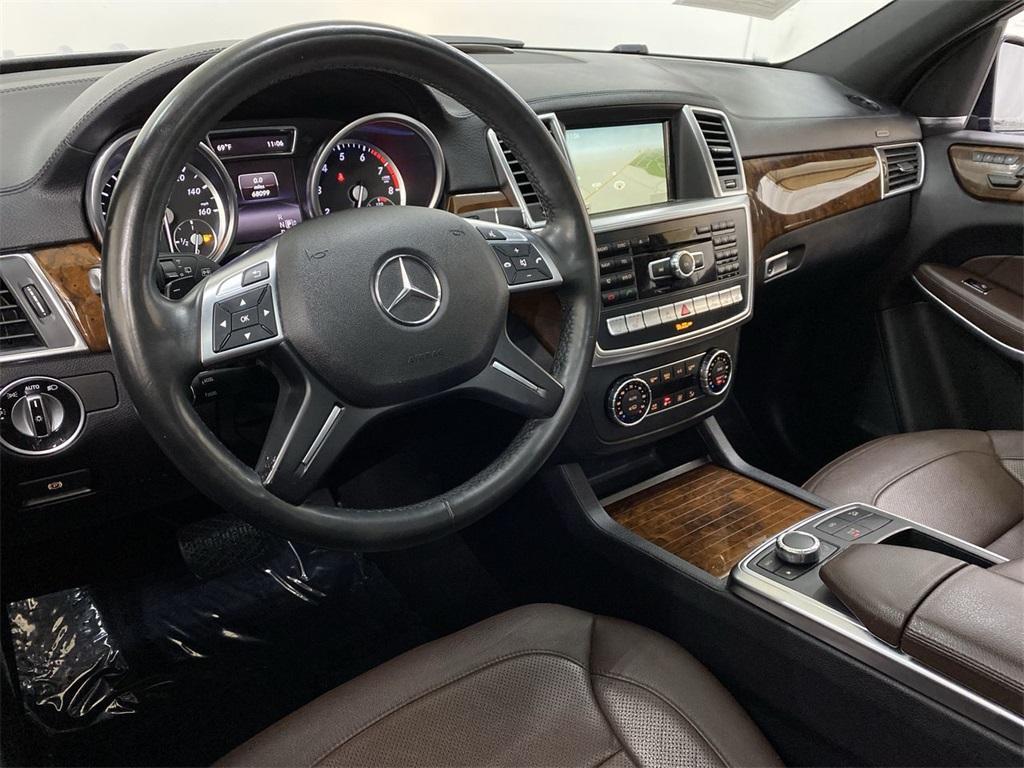 Used 2015 Mercedes-Benz GL-Class GL 550 for sale $38,988 at Gravity Autos Marietta in Marietta GA 30060 40