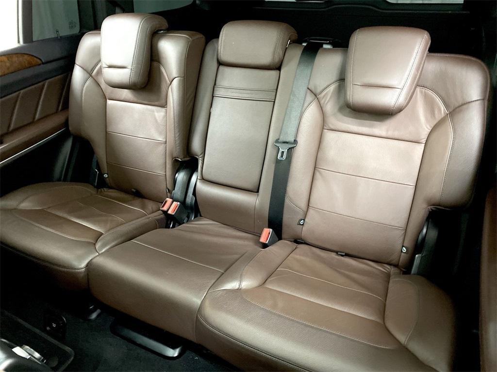Used 2015 Mercedes-Benz GL-Class GL 550 for sale $38,988 at Gravity Autos Marietta in Marietta GA 30060 41