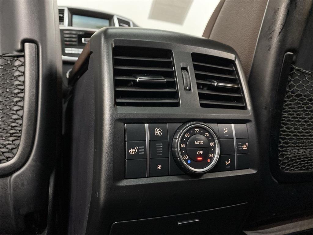 Used 2015 Mercedes-Benz GL-Class GL 550 for sale $38,988 at Gravity Autos Marietta in Marietta GA 30060 43