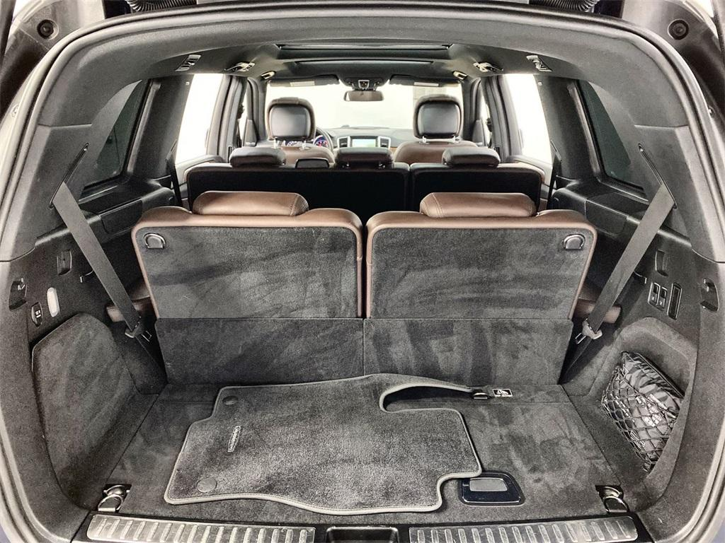 Used 2015 Mercedes-Benz GL-Class GL 550 for sale $38,988 at Gravity Autos Marietta in Marietta GA 30060 45