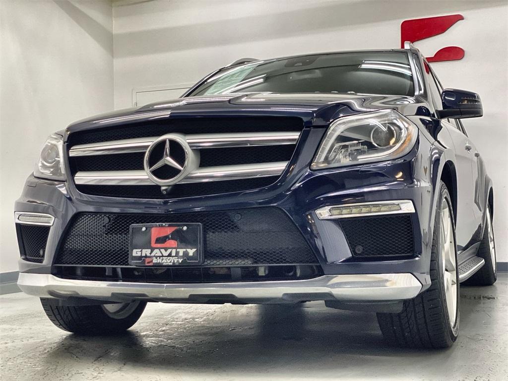 Used 2015 Mercedes-Benz GL-Class GL 550 for sale $38,988 at Gravity Autos Marietta in Marietta GA 30060 5