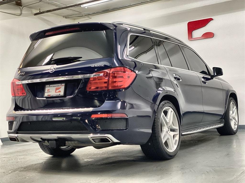 Used 2015 Mercedes-Benz GL-Class GL 550 for sale $38,988 at Gravity Autos Marietta in Marietta GA 30060 9