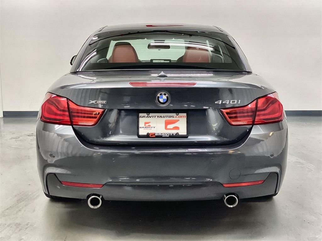 Used 2018 BMW 4 Series 440i xDrive for sale $46,444 at Gravity Autos Marietta in Marietta GA 30060 8