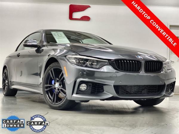 Used 2018 BMW 4 Series 440i xDrive for sale $46,444 at Gravity Autos Marietta in Marietta GA