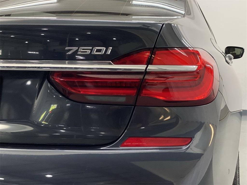 Used 2018 BMW 7 Series 750i xDrive for sale $51,444 at Gravity Autos Marietta in Marietta GA 30060 11