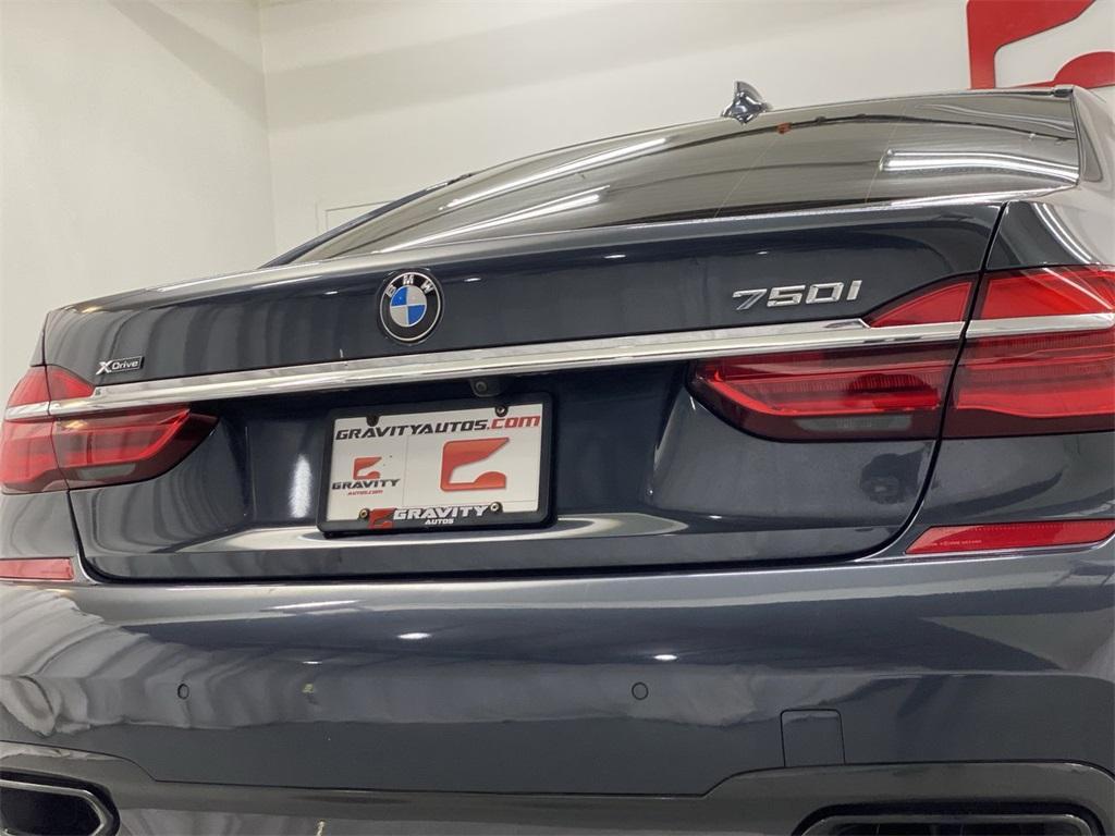 Used 2018 BMW 7 Series 750i xDrive for sale $51,444 at Gravity Autos Marietta in Marietta GA 30060 12