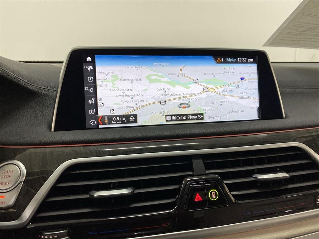 Used 2018 BMW 7 Series 750i xDrive for sale $51,444 at Gravity Autos Marietta in Marietta GA 30060 33