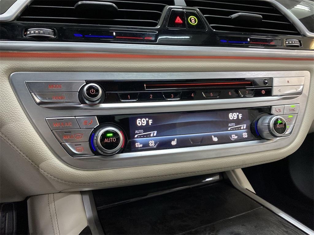 Used 2018 BMW 7 Series 750i xDrive for sale $51,444 at Gravity Autos Marietta in Marietta GA 30060 36