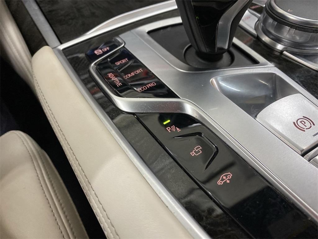 Used 2018 BMW 7 Series 750i xDrive for sale $51,444 at Gravity Autos Marietta in Marietta GA 30060 40