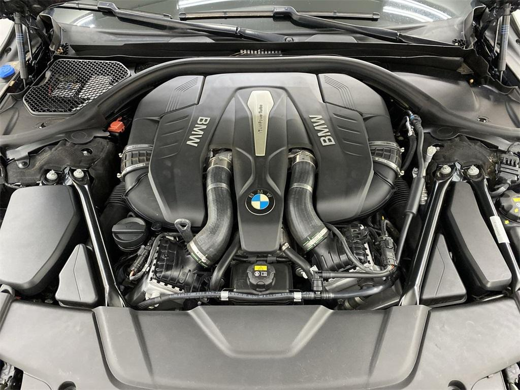 Used 2018 BMW 7 Series 750i xDrive for sale $51,444 at Gravity Autos Marietta in Marietta GA 30060 49