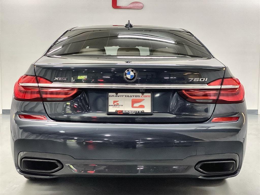 Used 2018 BMW 7 Series 750i xDrive for sale $51,444 at Gravity Autos Marietta in Marietta GA 30060 8