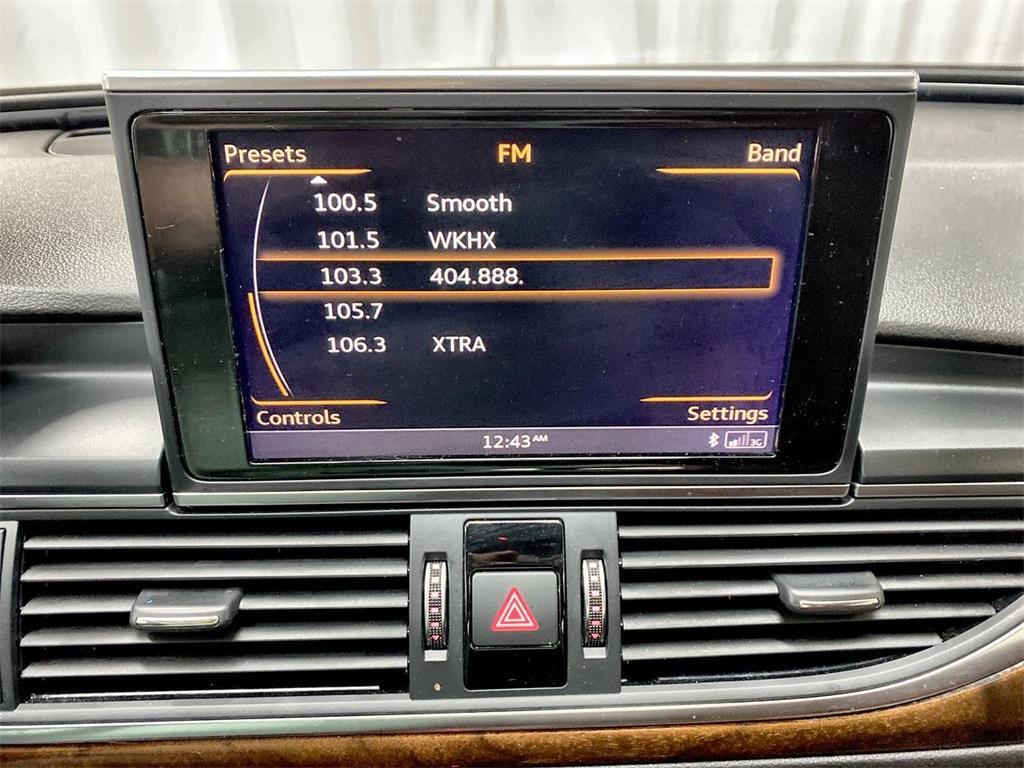 Used 2018 Audi A6 for sale $27,999 at Gravity Autos Marietta in Marietta GA 30060 29