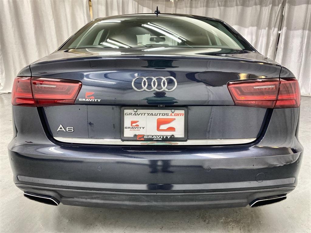 Used 2018 Audi A6 for sale $27,999 at Gravity Autos Marietta in Marietta GA 30060 7