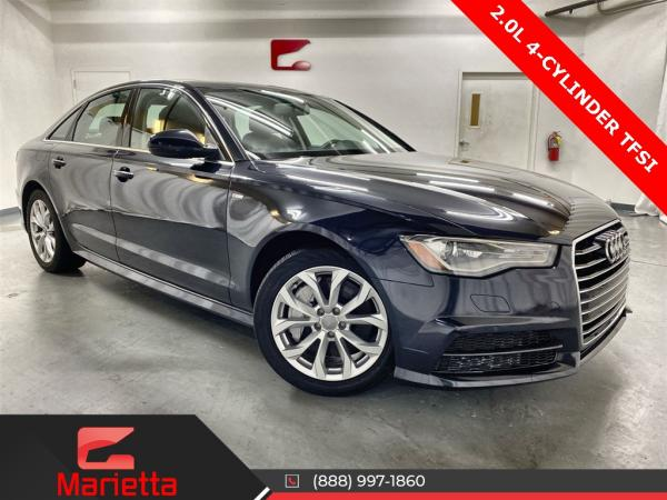 Used 2018 Audi A6 for sale $27,999 at Gravity Autos Marietta in Marietta GA
