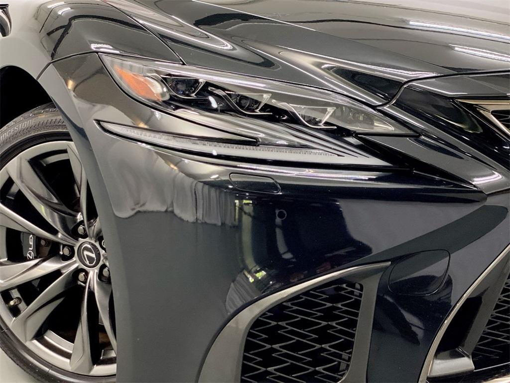 Used 2018 Lexus LS 500 F Sport for sale $59,888 at Gravity Autos Marietta in Marietta GA 30060 10
