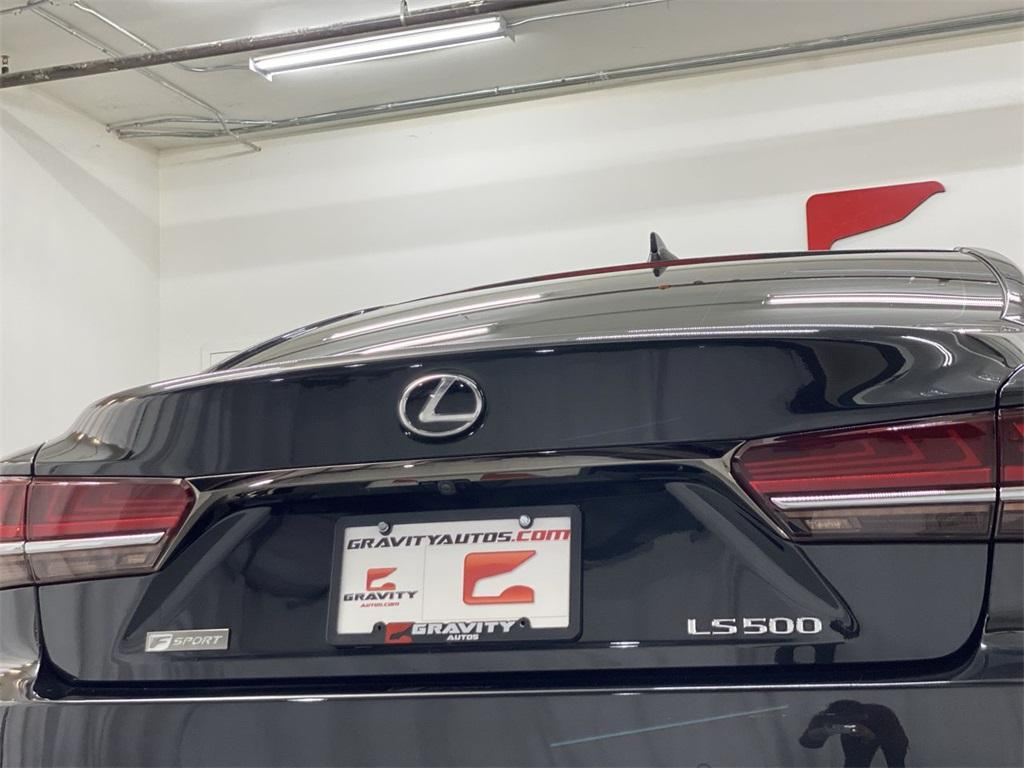 Used 2018 Lexus LS 500 F Sport for sale $59,888 at Gravity Autos Marietta in Marietta GA 30060 12