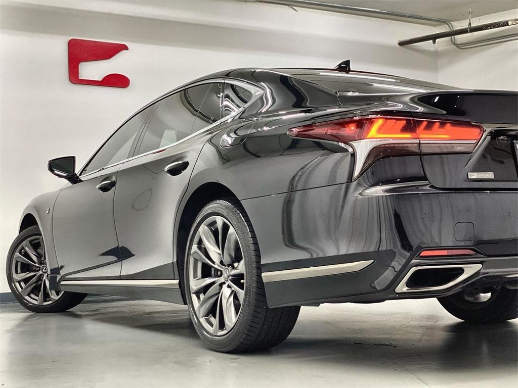 Used 2018 Lexus LS 500 F Sport for sale $59,888 at Gravity Autos Marietta in Marietta GA 30060 13