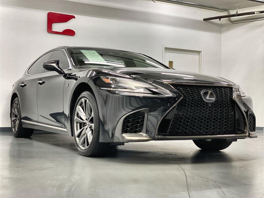 Used 2018 Lexus LS 500 F Sport for sale $59,888 at Gravity Autos Marietta in Marietta GA 30060 2