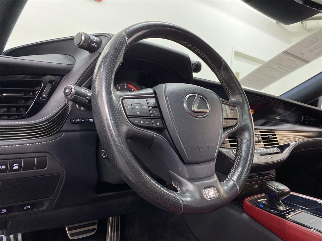 Used 2018 Lexus LS 500 F Sport for sale $59,888 at Gravity Autos Marietta in Marietta GA 30060 24