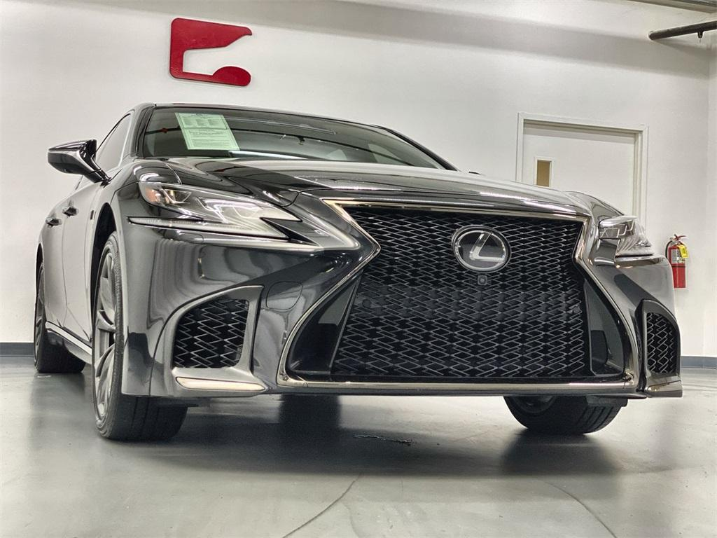 Used 2018 Lexus LS 500 F Sport for sale $59,888 at Gravity Autos Marietta in Marietta GA 30060 3