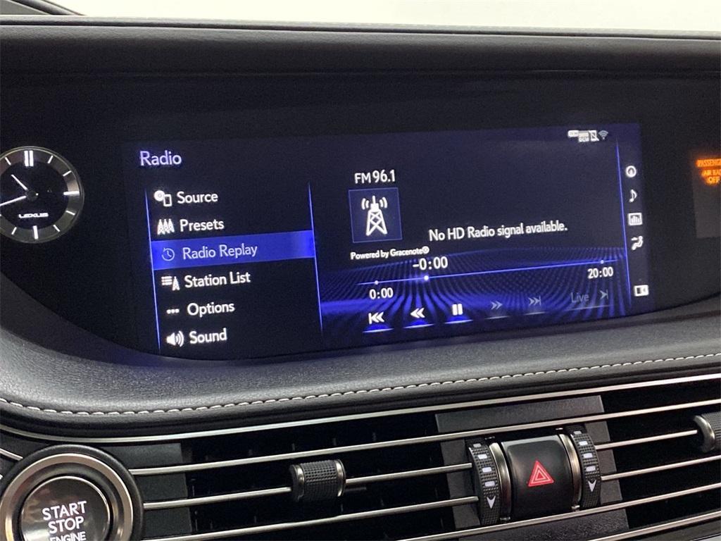 Used 2018 Lexus LS 500 F Sport for sale $59,888 at Gravity Autos Marietta in Marietta GA 30060 35
