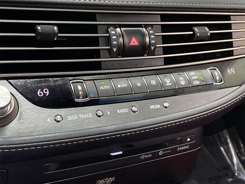 Used 2018 Lexus LS 500 F Sport for sale $59,888 at Gravity Autos Marietta in Marietta GA 30060 36