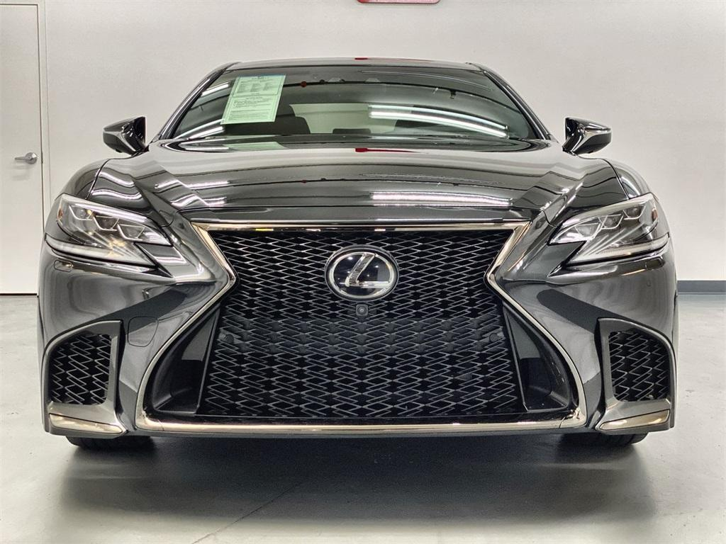 Used 2018 Lexus LS 500 F Sport for sale $59,888 at Gravity Autos Marietta in Marietta GA 30060 4