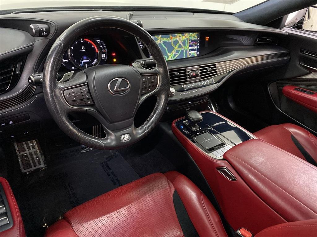 Used 2018 Lexus LS 500 F Sport for sale $59,888 at Gravity Autos Marietta in Marietta GA 30060 43