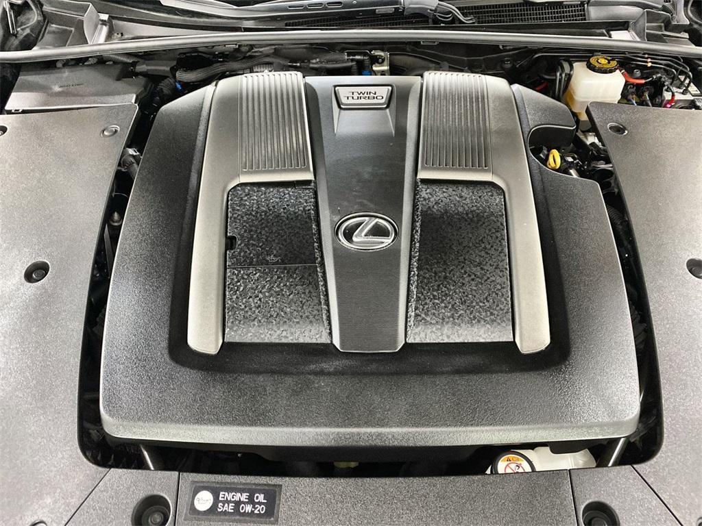 Used 2018 Lexus LS 500 F Sport for sale $59,888 at Gravity Autos Marietta in Marietta GA 30060 50