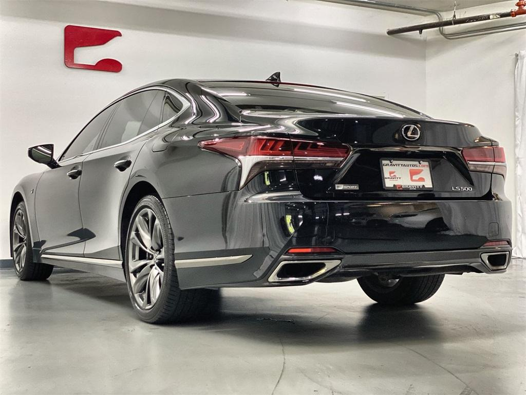 Used 2018 Lexus LS 500 F Sport for sale $59,888 at Gravity Autos Marietta in Marietta GA 30060 7