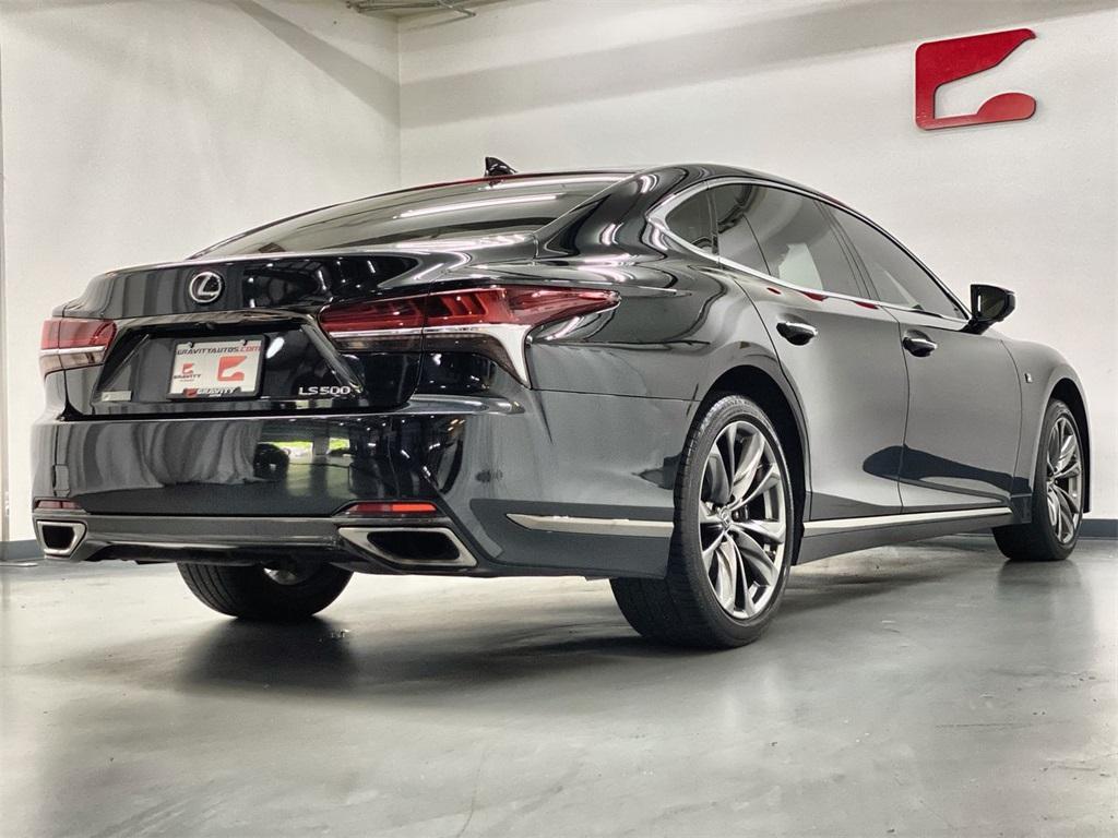 Used 2018 Lexus LS 500 F Sport for sale $59,888 at Gravity Autos Marietta in Marietta GA 30060 9