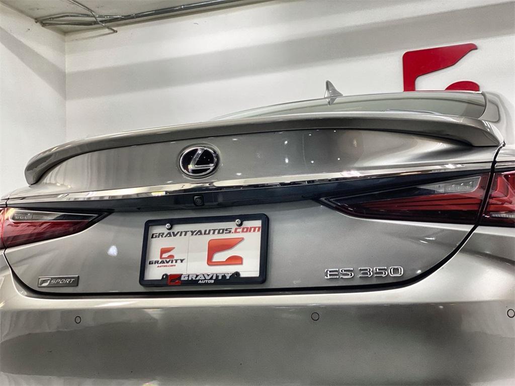 Used 2019 Lexus ES 350 F Sport for sale $38,949 at Gravity Autos Marietta in Marietta GA 30060 12