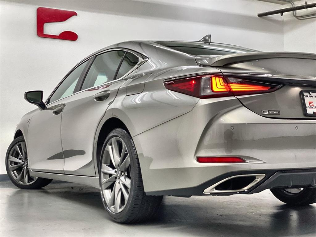 Used 2019 Lexus ES 350 F Sport for sale $38,949 at Gravity Autos Marietta in Marietta GA 30060 13