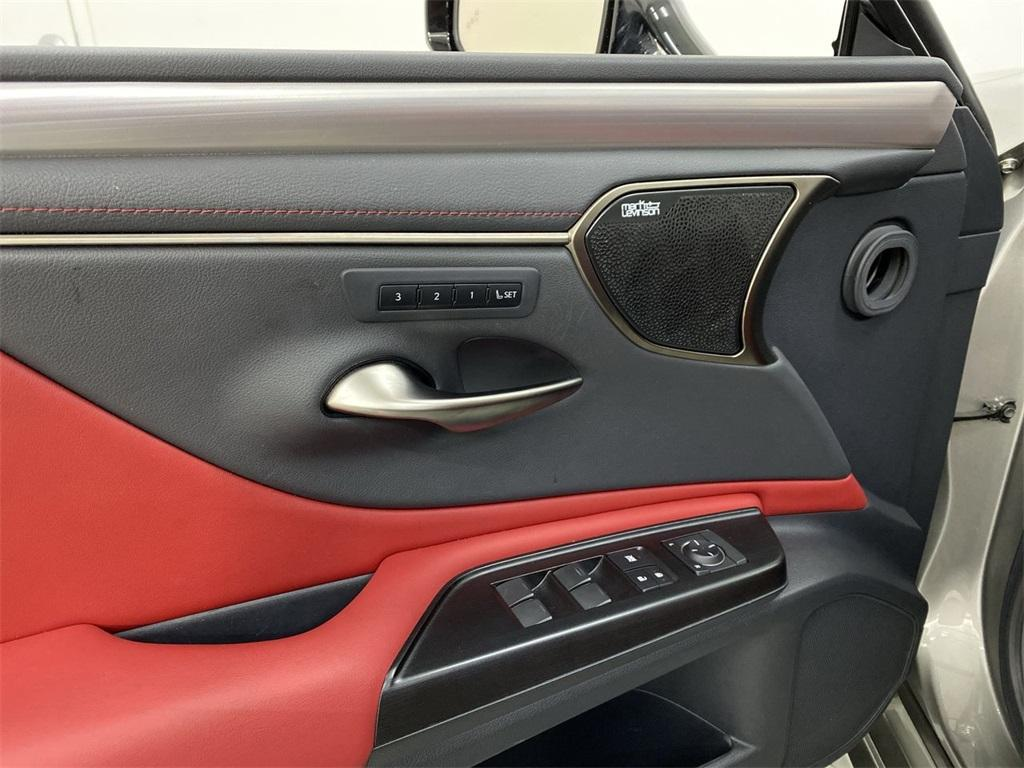 Used 2019 Lexus ES 350 F Sport for sale $38,949 at Gravity Autos Marietta in Marietta GA 30060 21