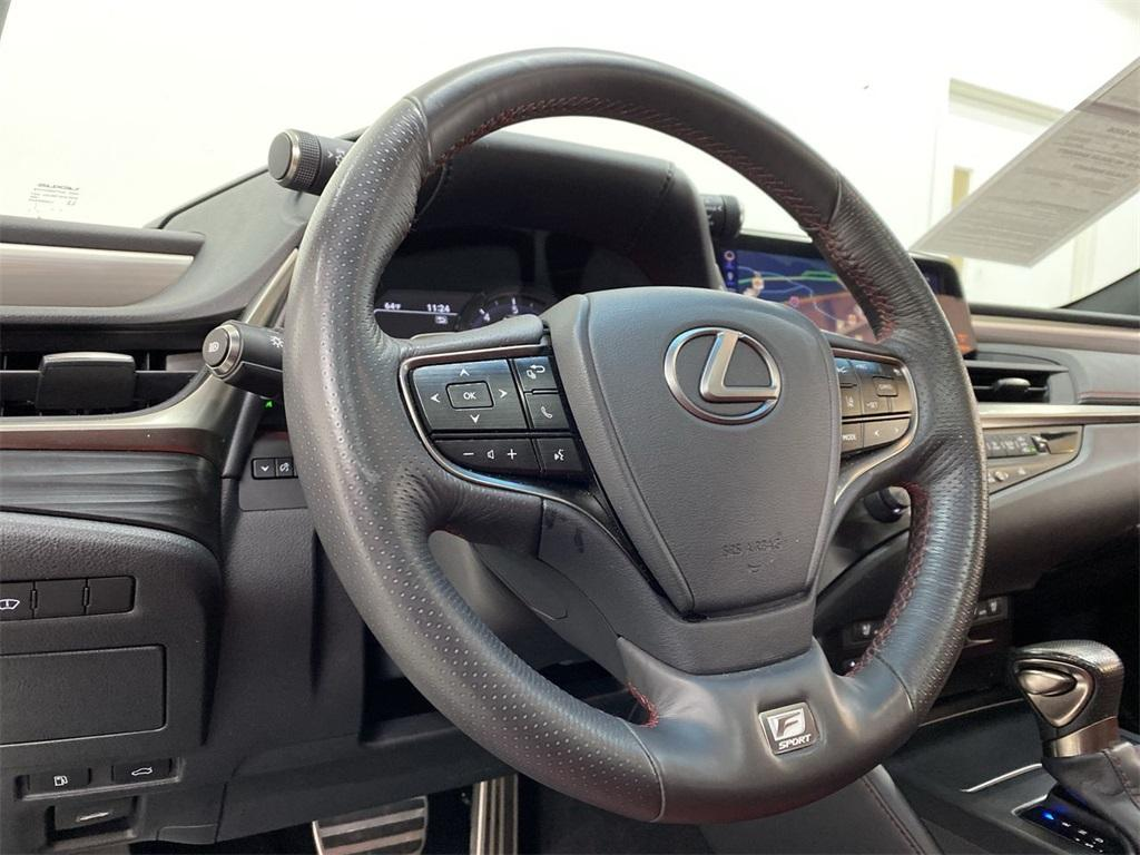 Used 2019 Lexus ES 350 F Sport for sale $38,949 at Gravity Autos Marietta in Marietta GA 30060 24