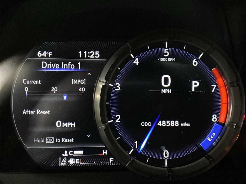 Used 2019 Lexus ES 350 F Sport for sale $38,949 at Gravity Autos Marietta in Marietta GA 30060 28