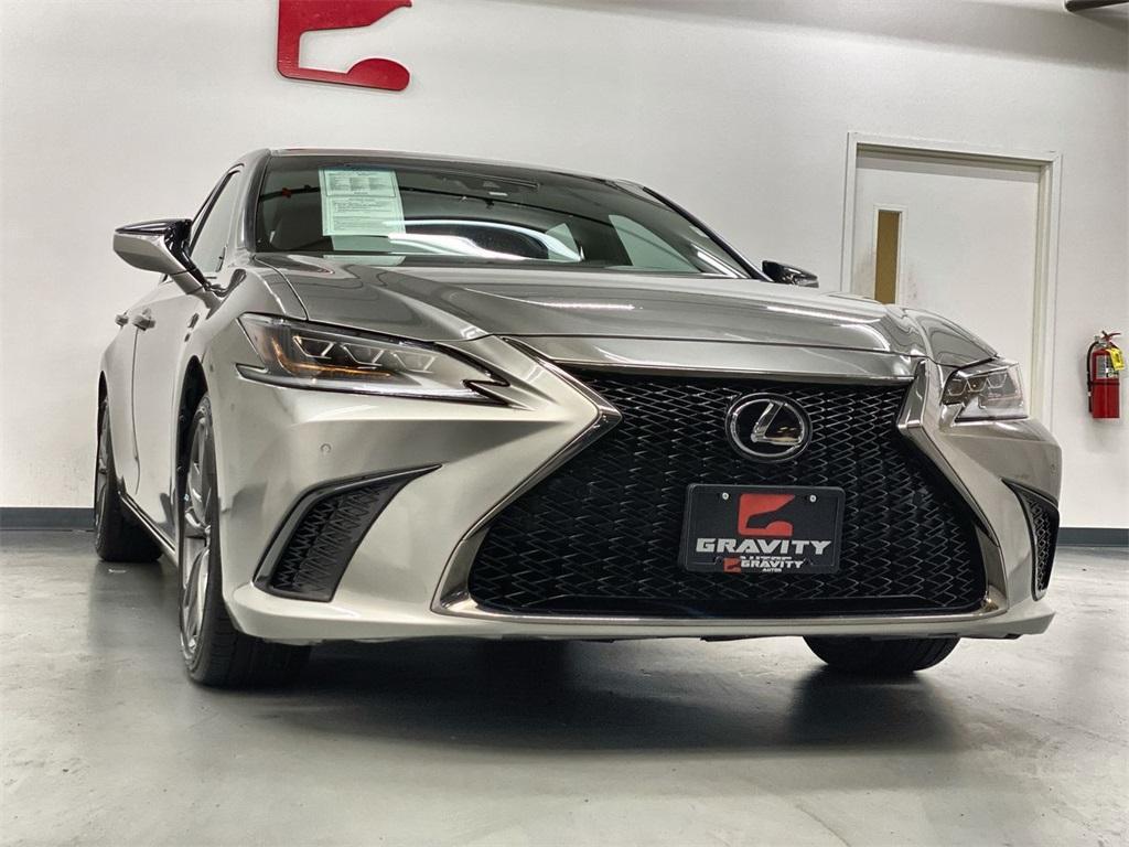 Used 2019 Lexus ES 350 F Sport for sale $38,949 at Gravity Autos Marietta in Marietta GA 30060 3