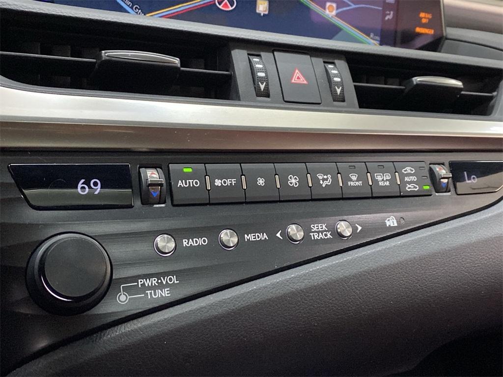 Used 2019 Lexus ES 350 F Sport for sale $38,949 at Gravity Autos Marietta in Marietta GA 30060 35