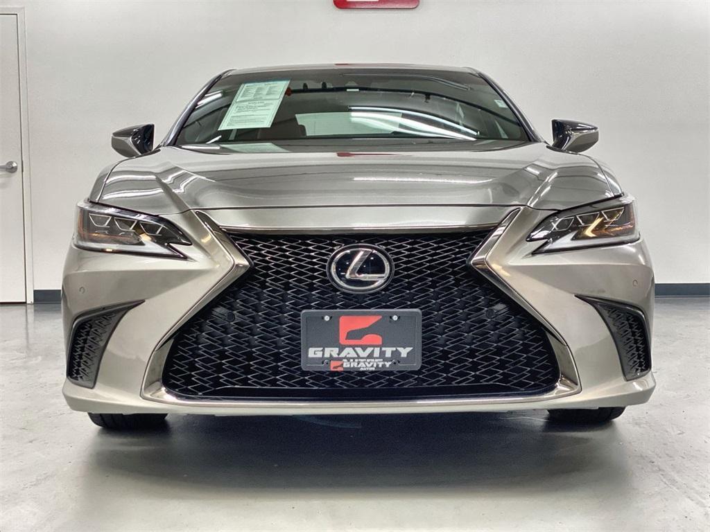 Used 2019 Lexus ES 350 F Sport for sale $38,949 at Gravity Autos Marietta in Marietta GA 30060 4