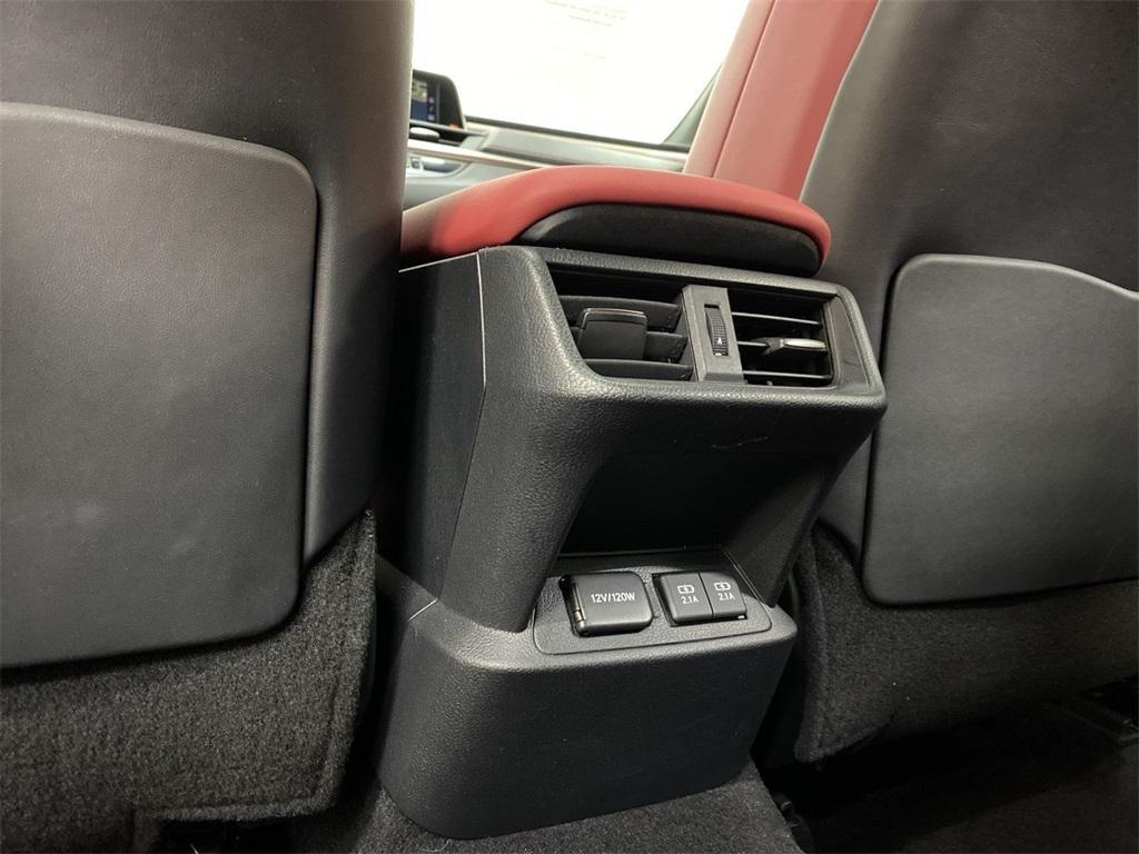 Used 2019 Lexus ES 350 F Sport for sale $38,949 at Gravity Autos Marietta in Marietta GA 30060 44