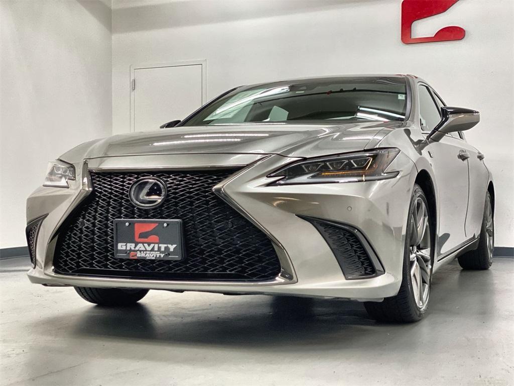 Used 2019 Lexus ES 350 F Sport for sale $38,949 at Gravity Autos Marietta in Marietta GA 30060 5