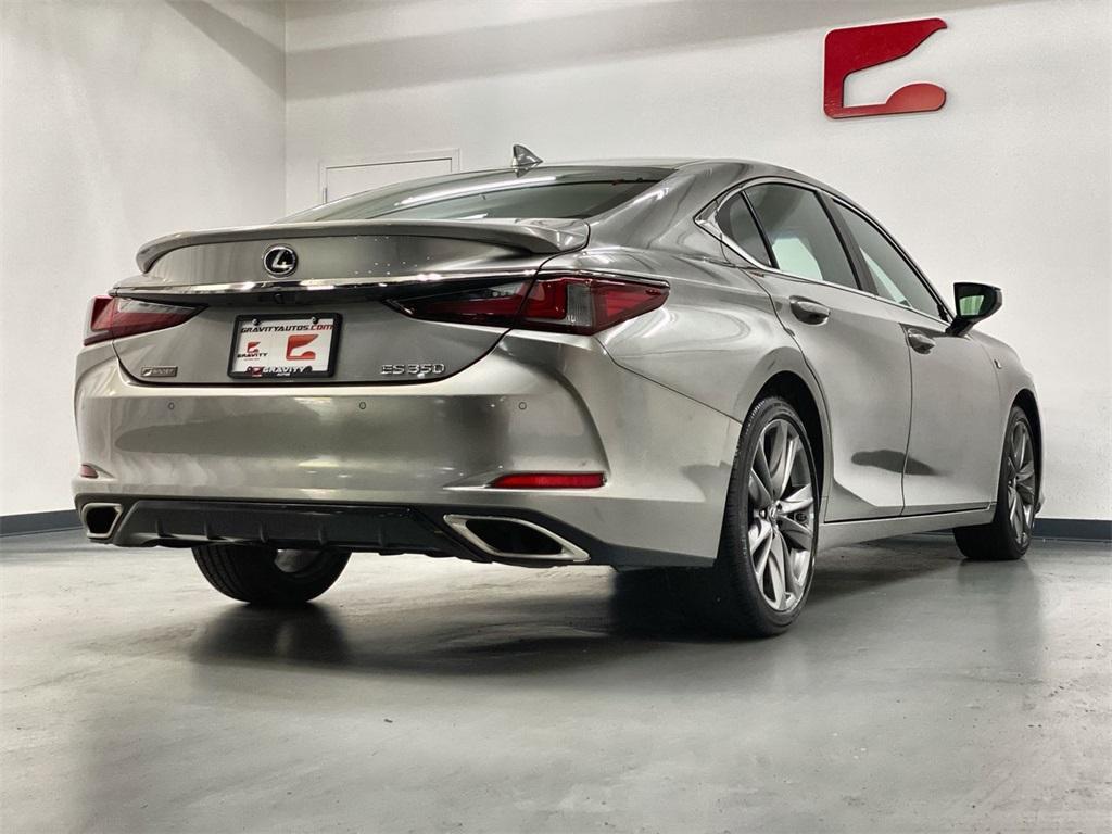 Used 2019 Lexus ES 350 F Sport for sale $38,949 at Gravity Autos Marietta in Marietta GA 30060 9