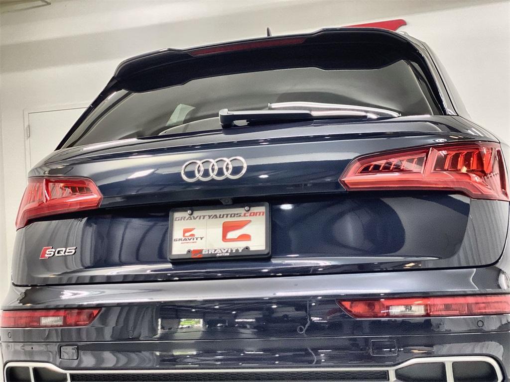 Used 2018 Audi SQ5 3.0T Premium Plus for sale $45,499 at Gravity Autos Marietta in Marietta GA 30060 12