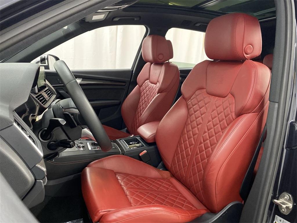 Used 2018 Audi SQ5 3.0T Premium Plus for sale $45,499 at Gravity Autos Marietta in Marietta GA 30060 17