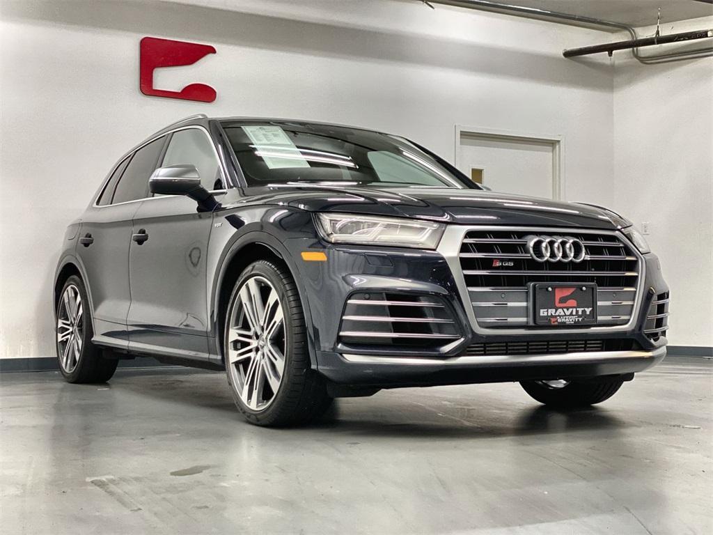 Used 2018 Audi SQ5 3.0T Premium Plus for sale $45,499 at Gravity Autos Marietta in Marietta GA 30060 2