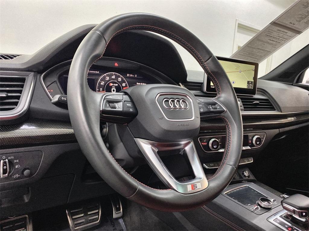 Used 2018 Audi SQ5 3.0T Premium Plus for sale $45,499 at Gravity Autos Marietta in Marietta GA 30060 24