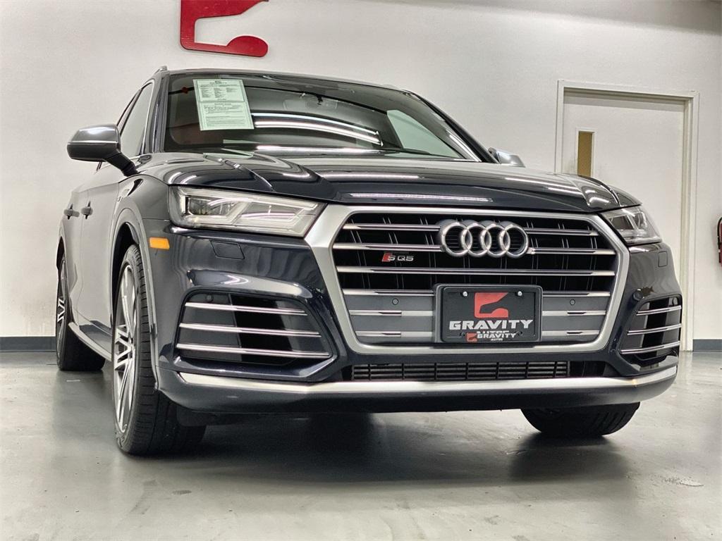 Used 2018 Audi SQ5 3.0T Premium Plus for sale $45,499 at Gravity Autos Marietta in Marietta GA 30060 3