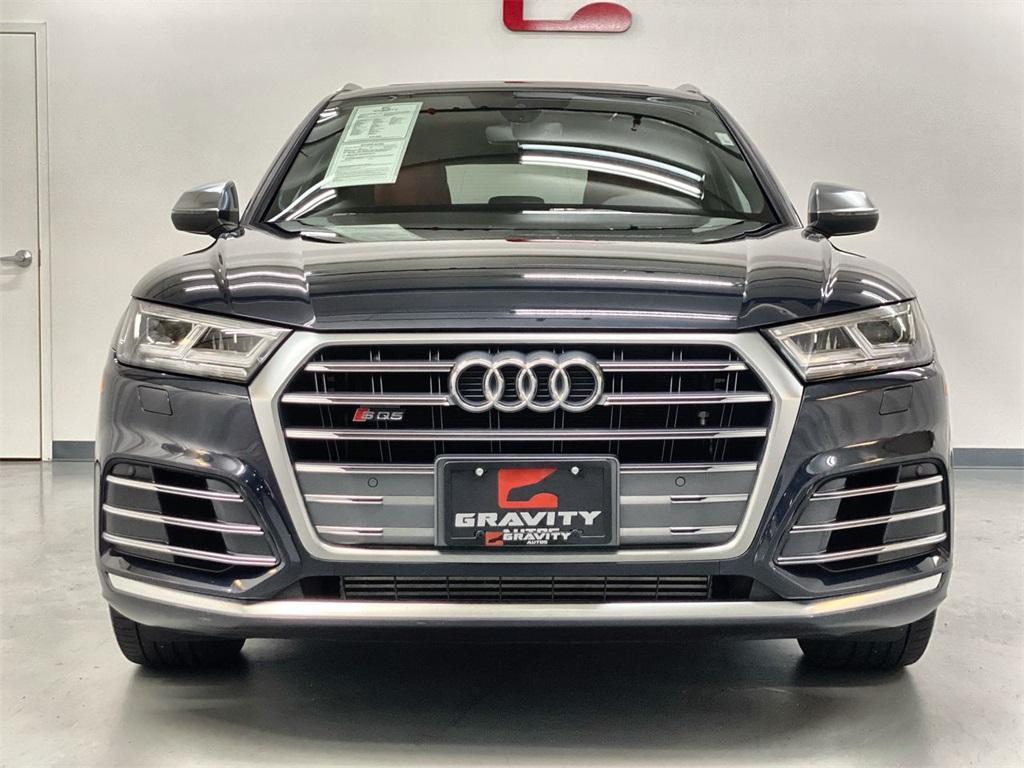 Used 2018 Audi SQ5 3.0T Premium Plus for sale $45,499 at Gravity Autos Marietta in Marietta GA 30060 4