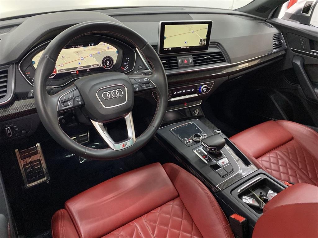 Used 2018 Audi SQ5 3.0T Premium Plus for sale $45,499 at Gravity Autos Marietta in Marietta GA 30060 41